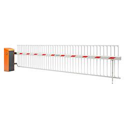 Gitter mit Übersteigschutz 1300 mm