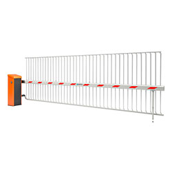 Gitter mit Übersteigschutz 1800 mm